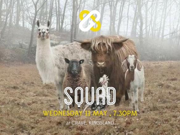 animal squad promo 2